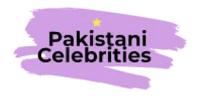 Pakistani Dramas Celebrities